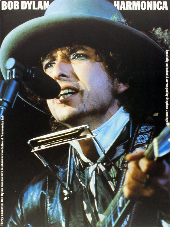 bob dylan For Harmonica songbook