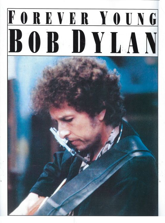 forever young bob dylan sheet music music sales