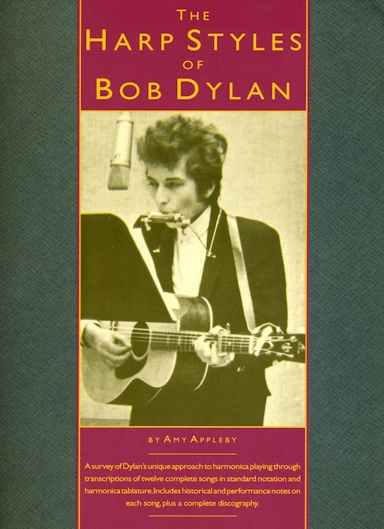 The Harp Style of bob dylan songbook