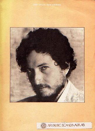 bob dylan new morning sweden songbook