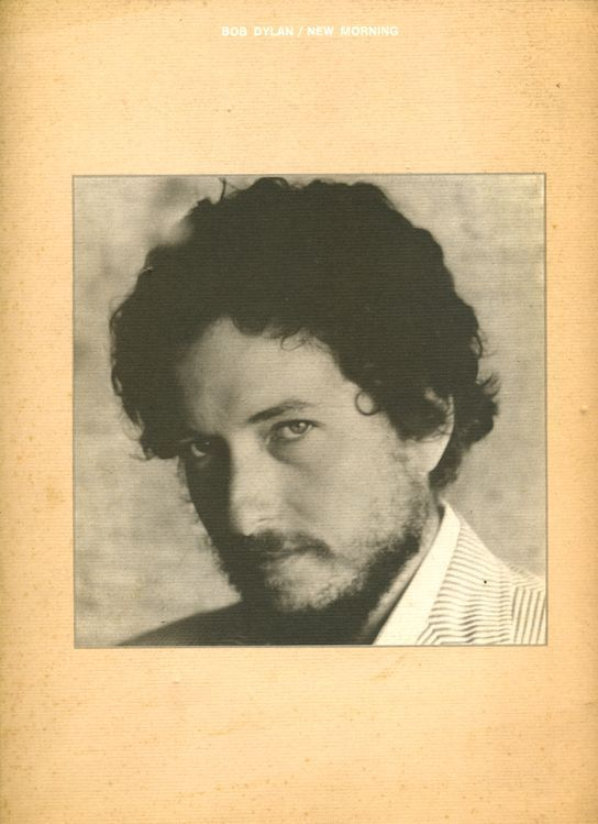 bob dylan new morning USA, Chappell & Co. Incsongbook