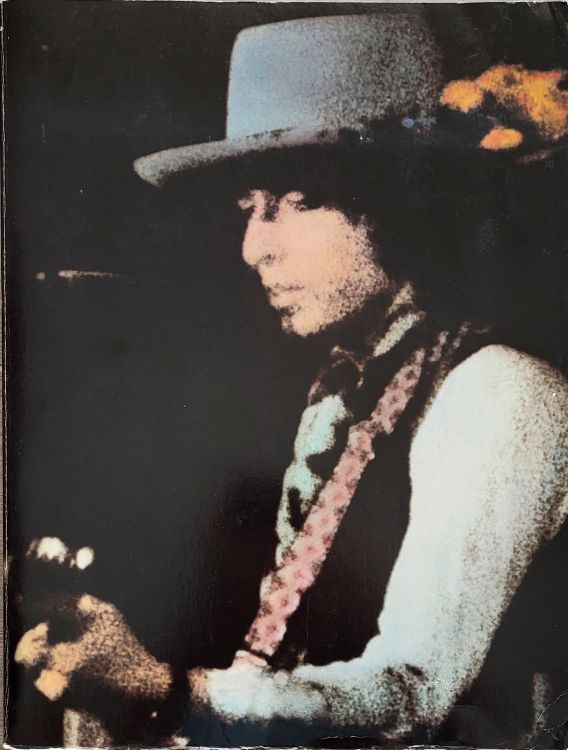 bob dylan Songs From 1966 Through 1975 songbook