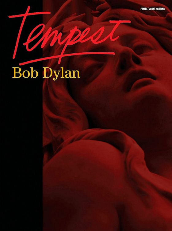 bob dylan Tempest Wise Publications, part of the Music Sales Group songbook