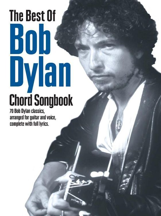 The Best Of bob dylan songbook