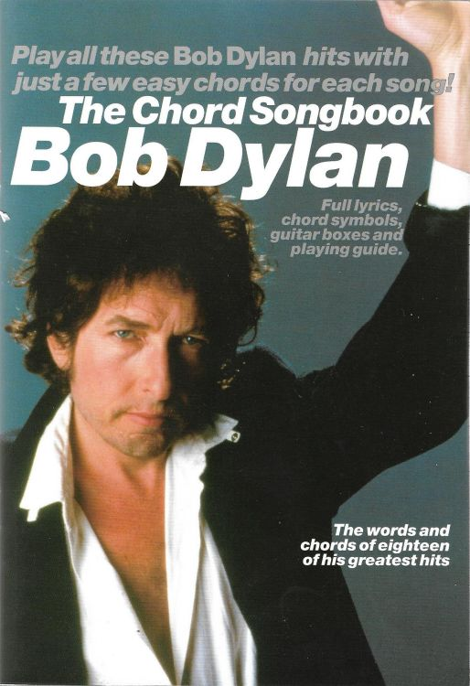 bob dylan The Chord songbook