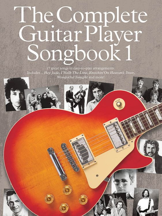 the complete guitar player 1 songbook