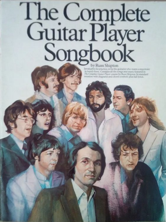 the complete guitar player 1984 songbook
