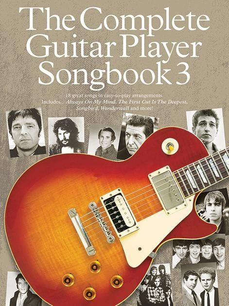 the complete guitar player 3 songbook
