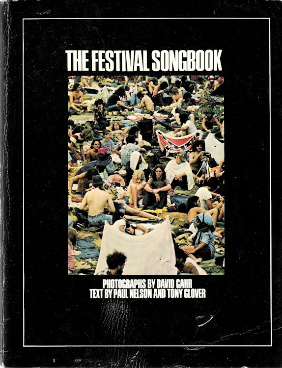 bob dylan the festival songbook