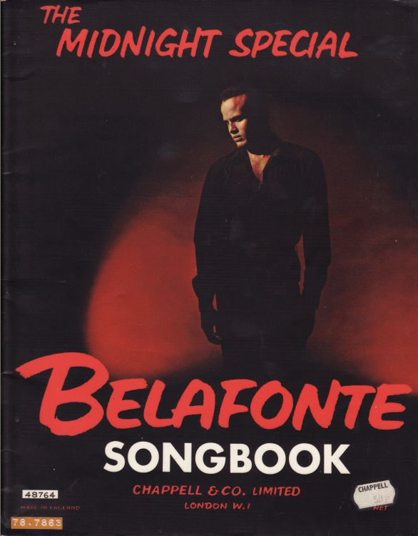 harry belafonte the midnight special songbook