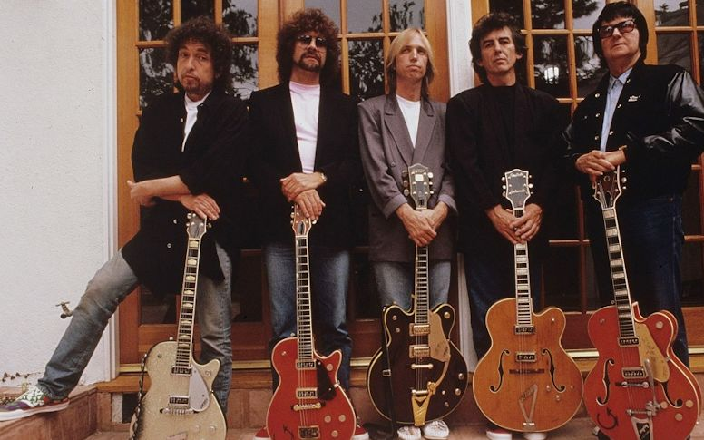 the traveling wilburys photo