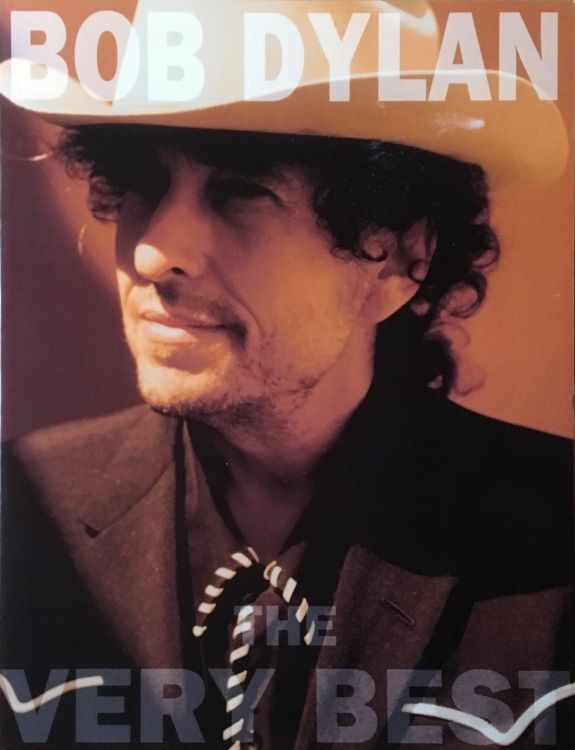 bob dylan The Very Best songbook