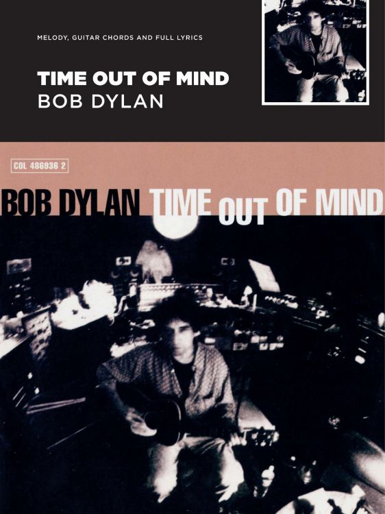 bob dylan Time Out Of Mind Music Sales 2017 songbook