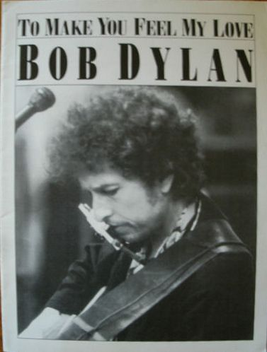 bob dylan to make you feel my love sheet music