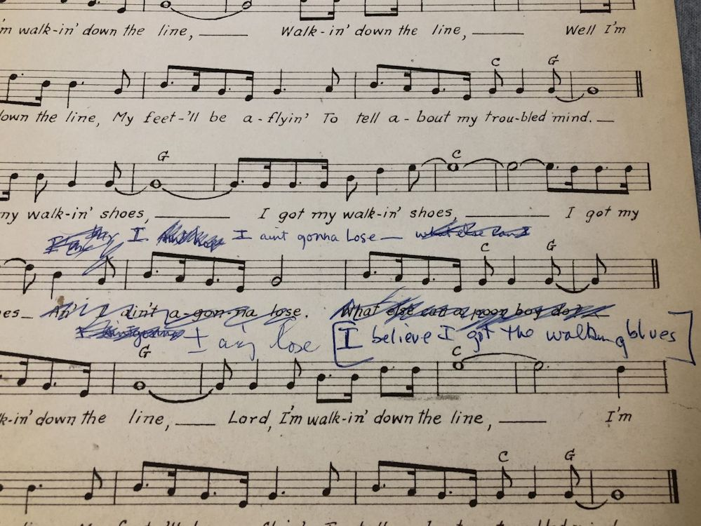 bob dylan acetate sheet music