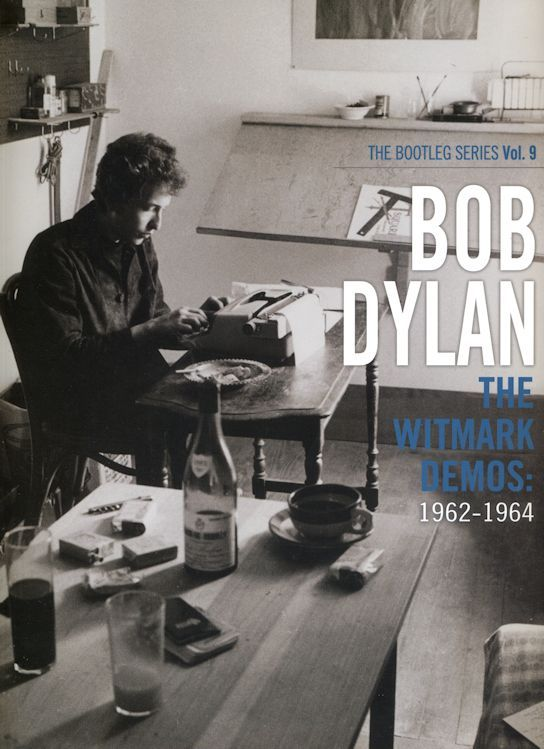 bob dylan The Witmark Demos 1962 1964 Wise Publications 2011 songbook